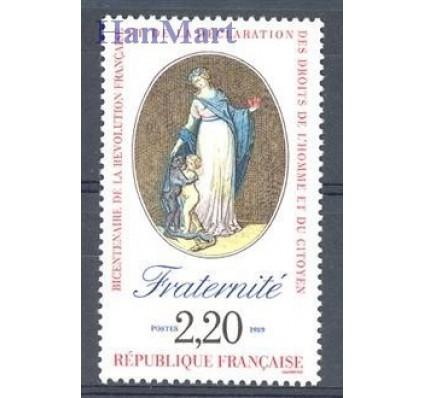 Znaczek Francja 1989 Mi 2720 Czyste **