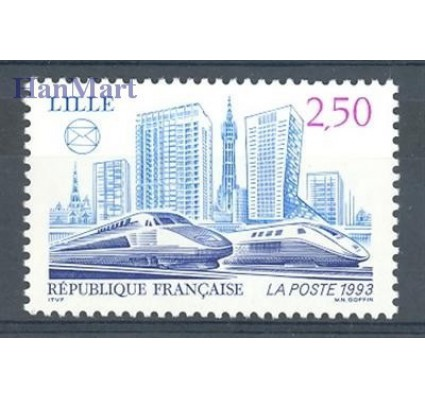 Znaczek Francja 1993 Mi 2957 Czyste **