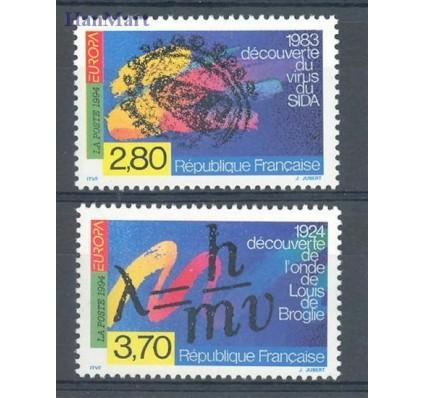 Francja 1994 Mi 3021-3022 Czyste **
