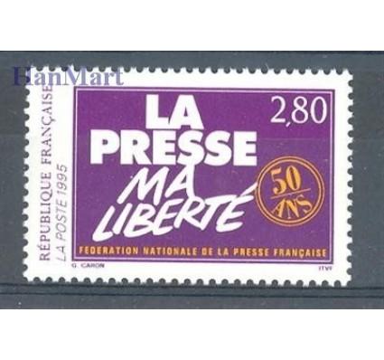 Znaczek Francja 1994 Mi 3061 Czyste **