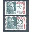 Francja 1995 Mi 3076-3077 Czyste **