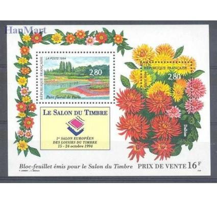 Znaczek Francja 1994 Mi bl 14 Czyste **