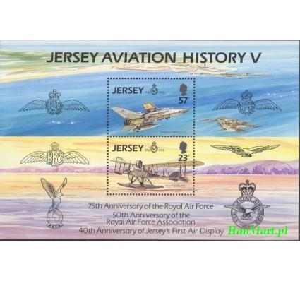 Jersey 1993 Mi bl 7 Czyste **