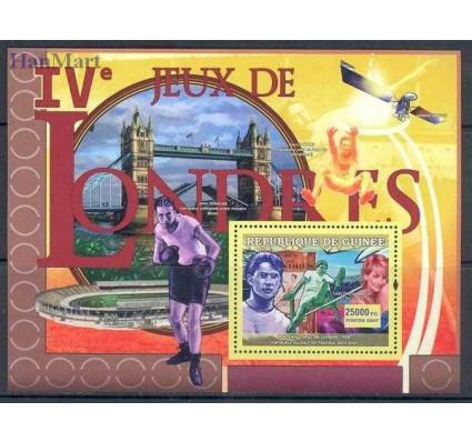 Znaczek Gwinea 2007 Mi 1123-1124 Czyste **