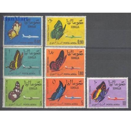 Znaczek Somalia 1961 Mi 24-30 Czyste **