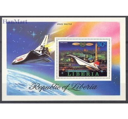 Znaczek Liberia 1978 Mi bl 88 Czyste **
