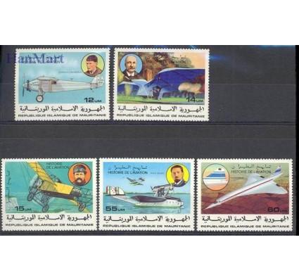 Znaczek Mauretania 1977 Mi 576-580 Czyste **