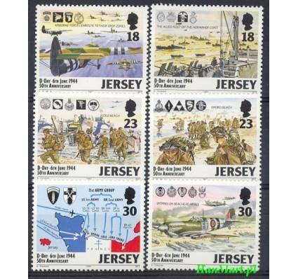 Jersey 1994 Mi 654-659 Czyste **