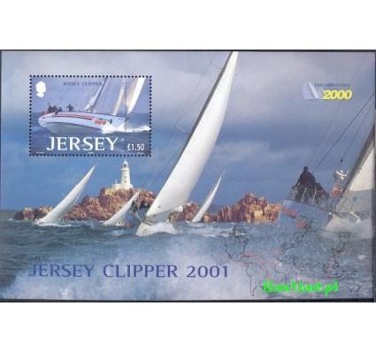 Jersey 2001 Mi bl 31 Czyste **