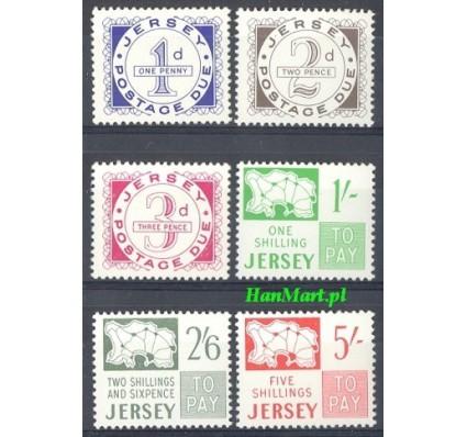 Jersey 1969 Mi por 1-6 Czyste **