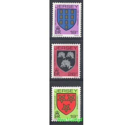 Jersey 1988 Mi 439-441 Czyste **