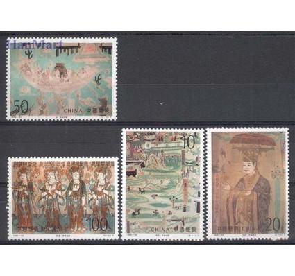 Znaczek Chiny 1996 Mi 2741-2744 Czyste **