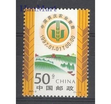 Znaczek Chiny 1997 Mi 2782 Czyste **
