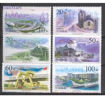 Znaczek Chiny 1996 Mi 2761-2766 Czyste **