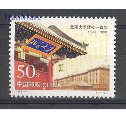 Znaczek Chiny 1998 Mi 2914 Czyste **