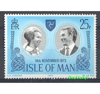 Wyspa Man 1973 Mi 35 Czyste **