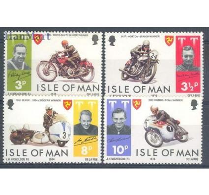Znaczek Wyspa Man 1974 Mi 40-43 Czyste **