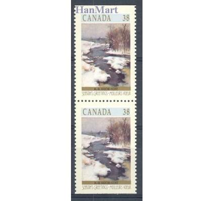 Znaczek Kanada 1989 Mi 1154D Czyste **