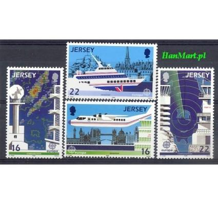 Znaczek Jersey 1988 Mi 435-438 Czyste **