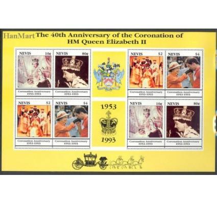 Znaczek Nevis 1993 Mi 762-765 Czyste **