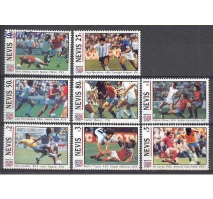 Znaczek Nevis 1993 Mi 769-776 Czyste **