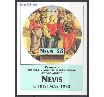 Znaczek Nevis 1992 Mi bl 54 Czyste **