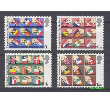 Wielka Brytania 1979 Mi 789-792 Czyste **