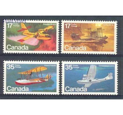 Znaczek Kanada 1979 Mi 754-757 Czyste **