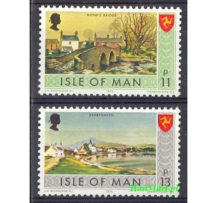 Wyspa Man 1975 Mi 72-73 Czyste **