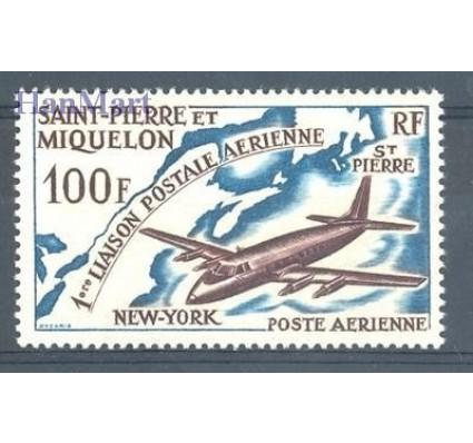 Znaczek Saint-Pierre i Miquelon 1964 Mi 407 Czyste **