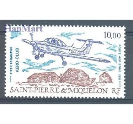 Znaczek Saint-Pierre i Miquelon 1991 Mi 619 Czyste **