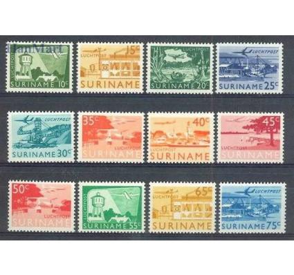 Znaczek Surinam 1965 Mi 462-473 Czyste **
