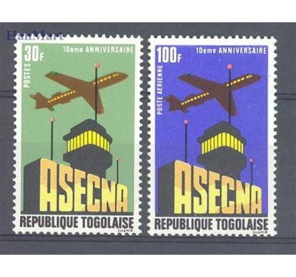 Togo 1971 Mi 874-875 Czyste **