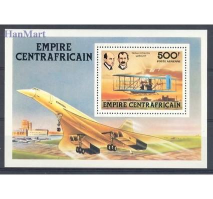 Znaczek Republika Środkowoafrykańska 1978 Mi bl 32 Czyste **