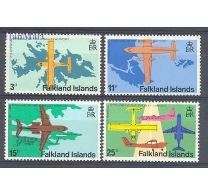 Znaczek Falklandy 1979 Mi 284-287 Czyste **