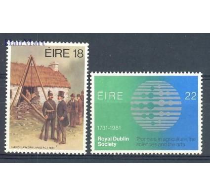 Znaczek Irlandia 1981 Mi 458-459 Czyste **