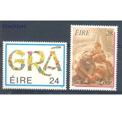 Znaczek Irlandia 1989 Mi 669-670 Czyste **