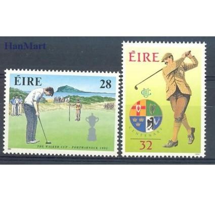 Znaczek Irlandia 1991 Mi 769-770 Czyste **