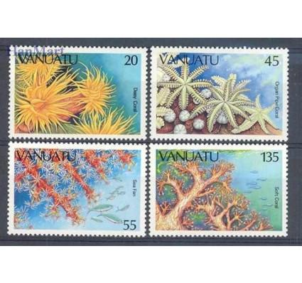 Znaczek Vanuatu 1986 Mi 732-735 Czyste **
