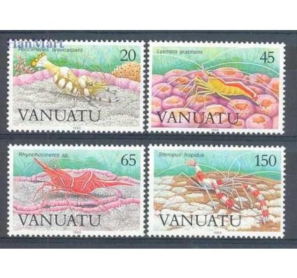 Vanuatu 1989 Mi 810-813 Czyste **