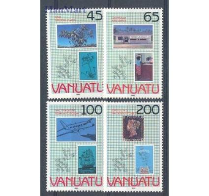Znaczek Vanuatu 1990 Mi 834-837 Czyste **