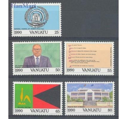 Znaczek Vanuatu 1990 Mi 839-843 Czyste **