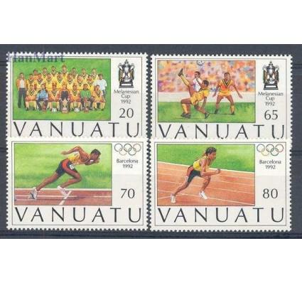 Znaczek Vanuatu 1992 Mi 893-896 Czyste **