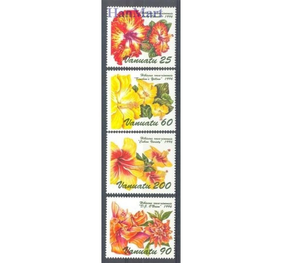 Vanuatu 1996 Mi 1024-1027 Czyste **