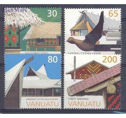 Znaczek Vanuatu 1998 Mi 1052-1055 Czyste **
