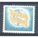Kanada 1964 Mi 360 Czyste **