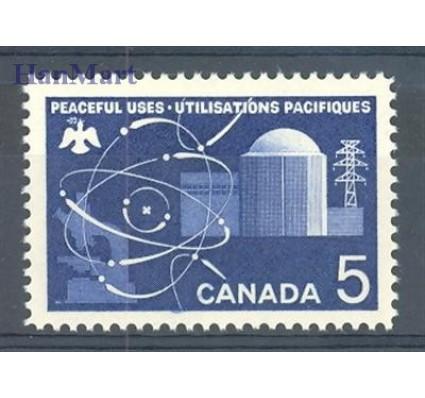 Znaczek Kanada 1966 Mi 393 Czyste **