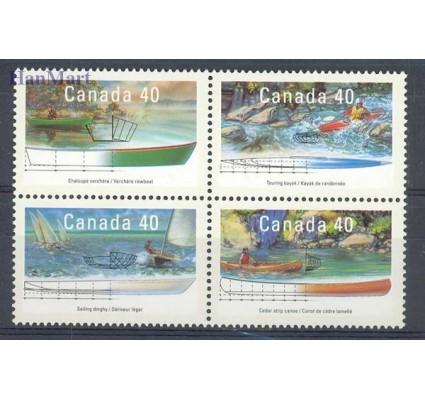 Znaczek Kanada 1991 Mi 1233-1236 Czyste **