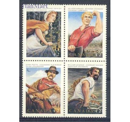 Znaczek Kanada 1992 Mi 1314-1317 Czyste **