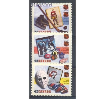 Znaczek Kanada 1992 Mi 1325-1327 Czyste **